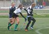 Sherwood versus Saltfleet field hockey