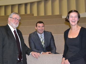 Departing Barrie councillors honoured at final meeting