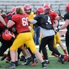 Guelph Gryphons football spring camp