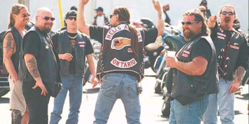 Pictures party hells angels The Original