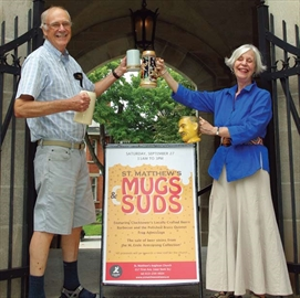 Church hopes charity mugs runeth over; Sale of eclectic collection to – Image 1