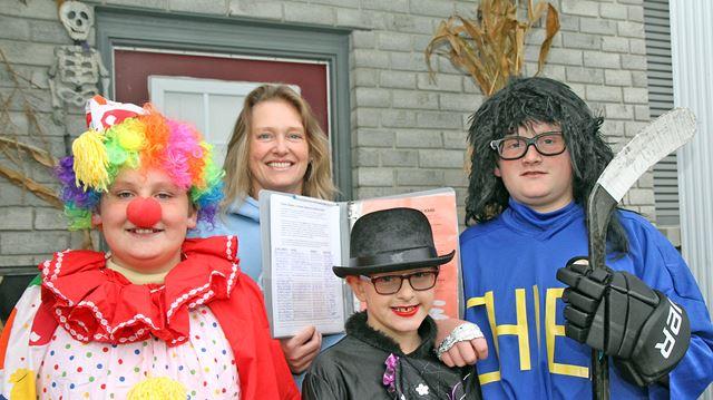 Halloween petition