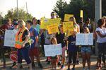St. Nicholas Busing Protest