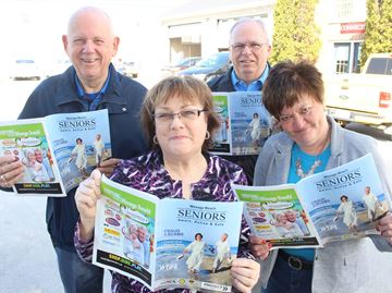 Wasaga Beach Community Policing Committee publishes crime prevention magazine for seniors