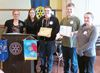 Penetanguishene students of the month