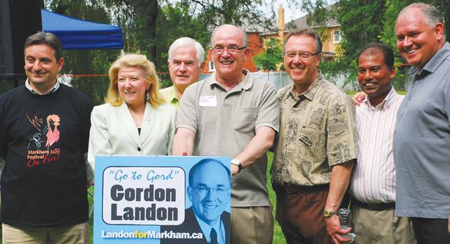 Updated Landon Won T Seek Re Election To Markham Council