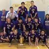 Weldon jr boys volleyball COSSA champs
