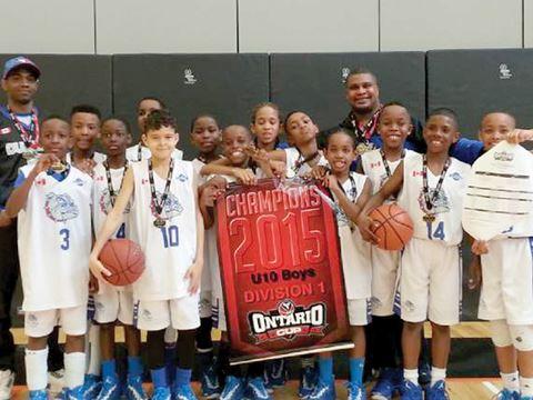 Durham City Bulldogs Defend U10 Basketball Title Durhamregion Com