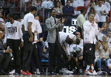 Bosh officially declared out for remainder of Heat season-Image2