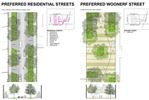 Northdale streetscape options