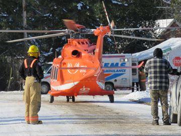 600 air ambulance dunsford