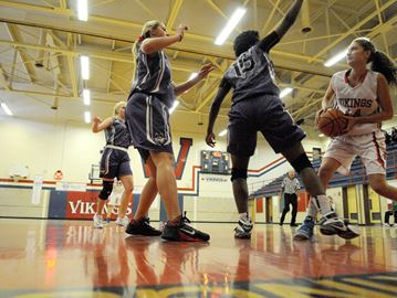 WCI basketball