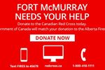 Fort McMurray needs your help