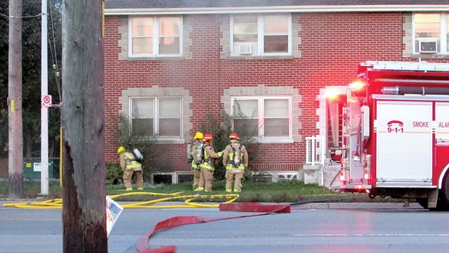 Two apartment fires in oshawa within the past week for 130 william street 5th floor