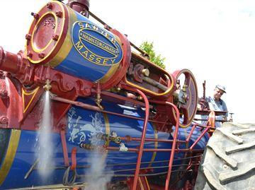 Georgian Bay Steam Show underway in Cookstown