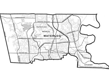 Federal Riding of Waterloo