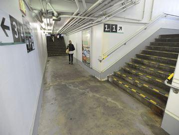 Mimico GO station access