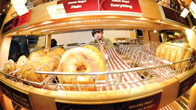 how to get job in tim hortons