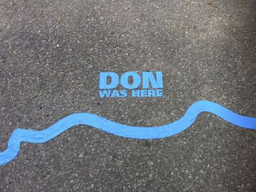 Don Was Here project
