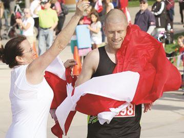 Canada Day 5K run