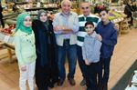 Syrian family arrives in Scugog