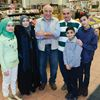 Syrian family arrives in Scugog