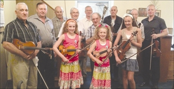 Lanark's annual fiddlers service to fill village church July 27– Image 1