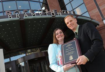 Brampton Citizen-Holtom