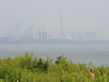 Ontario wakes up to global warming after big sleep: Cohn