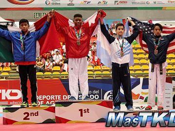 Darius Brown, Taekwondo