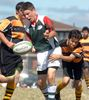 PHOTOS: U14 rugby Hornets down Highlanders