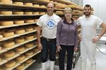 Stonetown Artisan Cheese ribbon-cutting
