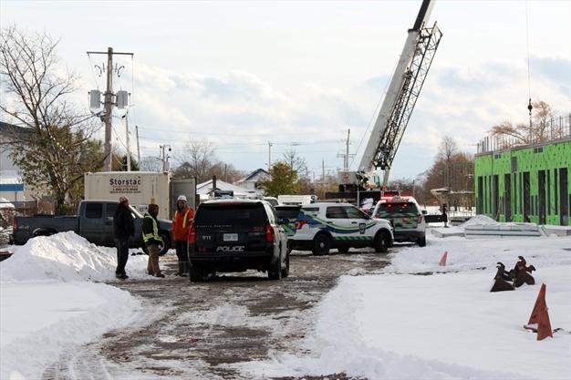 Worker dies after Welland retirement home construction site mishap