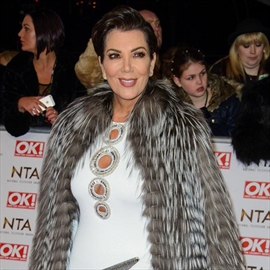 Kris Jenner blackmailed over nude tape-Image1