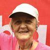 Ellen Hawkins runs a 5k