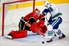 Brouwer, Flames beat Canucks 2-1 in pre-season play-Image1