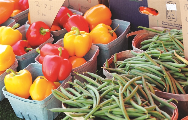 Lions Club farmers markets about to open in downtown ...