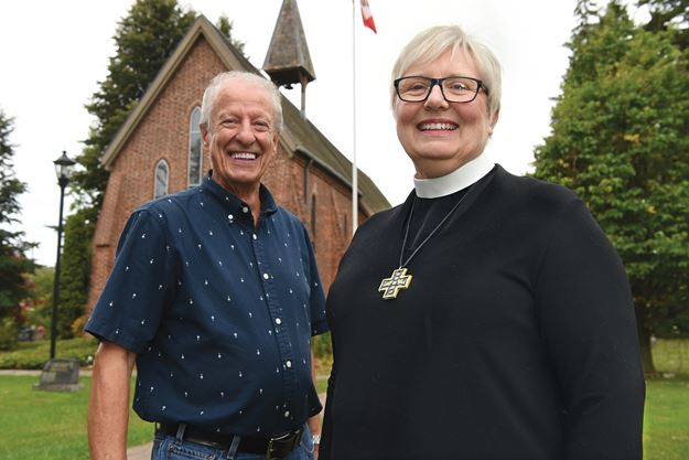 Ajax church continues fundraising for new roof