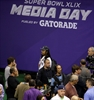 Lynch at Media Day: 'I'm here so I don't get fined'-Image1