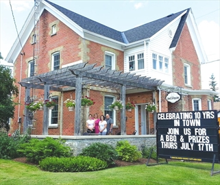 Spencerville business celebrates anniversary– Image 1