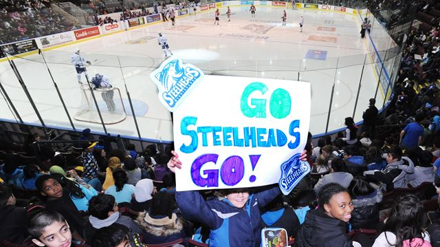 Steelheads School Day Game