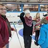 Family Fun at the Curling Rink