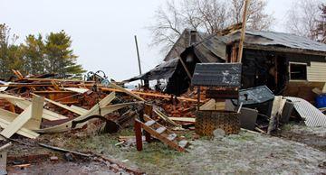 Fire destroys Quinte West home