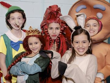 MYTP presents Shrek the Musical this weekend