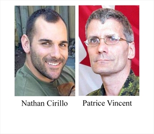 Slain soldiers Canada's Newsmaker of the Year-Image1