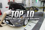 Top 10 car brands
