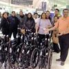 Wheelchairs for Trinidad