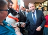Mulcair says NDP deserve a shot at governing-Image1