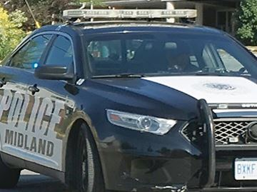 Oxycodone seized after Midland man arrested