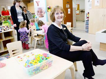 Doors open on Pelham child care centre